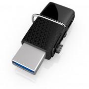 SanDisk Ultra Dual USB-Flash-Laufwerk 32GB USB 3.0