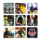 Star Wars Episode VII 3D Untersetzer