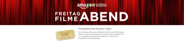 Amazon Instant Video freitags filme abend