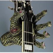 GuitarGrip LHGH133 Toxic Zombie Griff