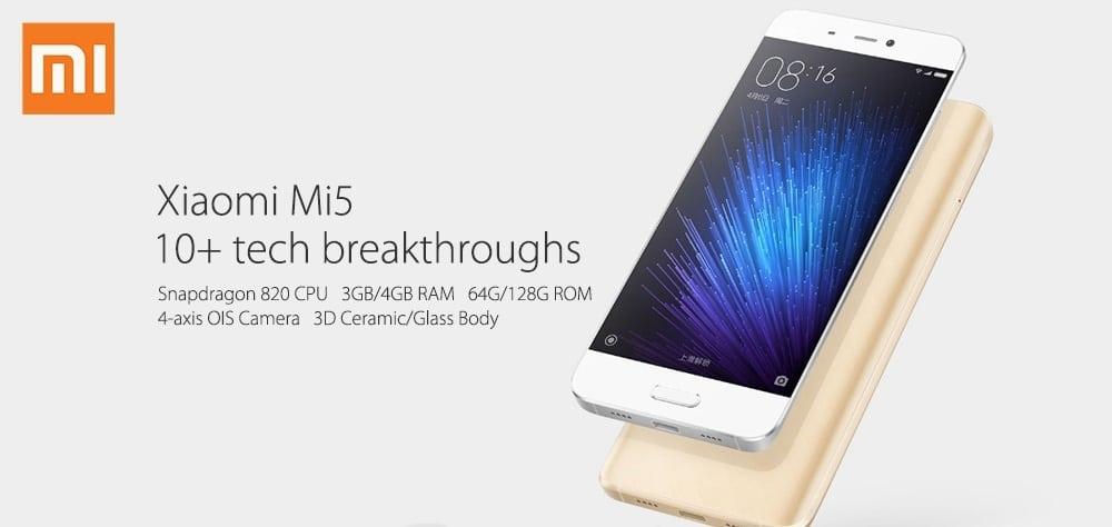 Xiaomi Mi5 Pro Ab 212EUR Gunstig Kaufen 09 2018
