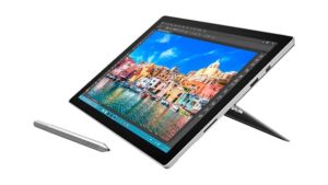 Microsoft Surface Pro 4 128 GB mit Core i5 + Type Cover