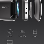 Deepoon E2 3D VR Glasses