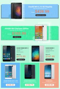 xiaomi sprimg sale gearbest.com,