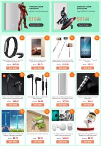 xiaomi spring sale gearbest.com
