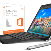 Microsoft Surface Pro 4 - 128GB - i5 Bundle bei notebooksbilliger.de