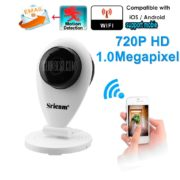 Sricam SP009A 720P Wireless IP Kamera