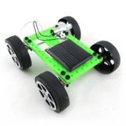 Solarbetriebene Fahrzeuge