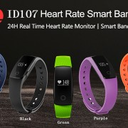 ID107 Bluetooth Smartwatch