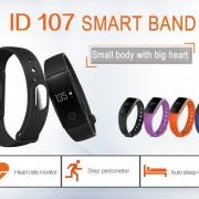 ID107 Bluetooth Smartwatch