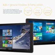 Teclast Tbook 11 2 in 1 Ultrabook  dual-boot