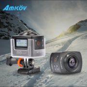 AMKOV AMK100S 360° kamera