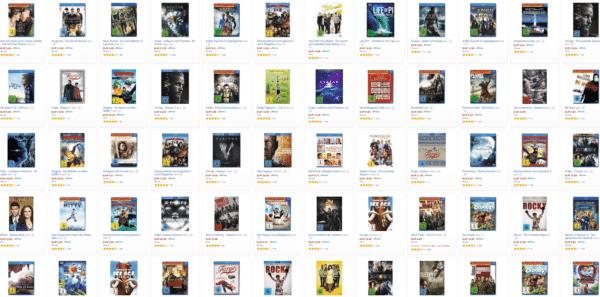 Amazon.de für 150 EUR kaufen & 50% sparen DVD & Blu-ray