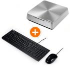 ASUS VivoPC VM40B-S081M + ASUS u200 maus + tastatur bundle