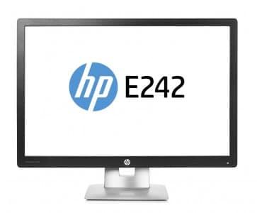"""HP EliteDisplay E242 schwarz, 24"""""""
