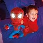 Worlds Apart 257Smn - Ultimate Spiderman Go Glow Pal Plüsch spiderman nachtlicht