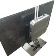 HYSTOU FMP03 Fanless Mini PC lüfterlos