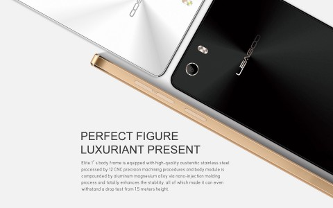 LEAGOO Elite 1 Android 5.1