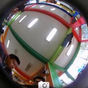 Cube 360 WiFi 360° aktion kamera