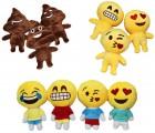 Emotions Plüsch Figuren