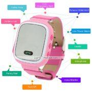 Kinder Armbanduhr mit GPS Tracking