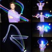 led fingerlicht