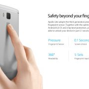 Vernee Apollo Lite smartphone deca-core