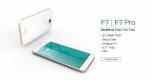DOOGEE F7 Pro 4G Phablet