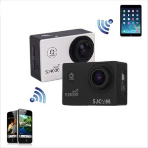 SJCAM SJ4000  WLAN Aktion Kamera