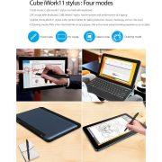Cube iWork11 Ultrabook dual-boot