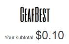 gearbest.com 0,10€ ausverkauf