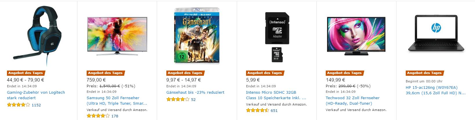 Amazon.de Angebote des Tages 21.06.2016 online kaufen (01 ...