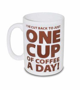 Riesen Kaffeebecher 1,8 liter