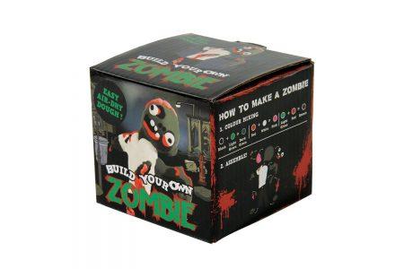 Knete dir deinen eigenen Zombie - Bastelset