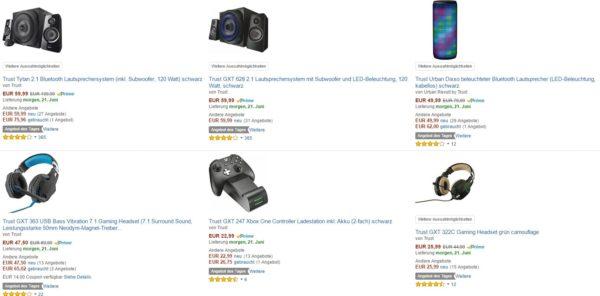 Amazon.de_ Trust Aktion_ Computer & Zubehör
