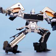 Xiaomi MIPAD Transformable Robot Model Xiaomi MIPAD transformierbarer Roboter