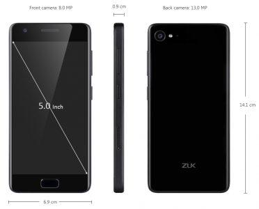 ZUK Z2 64GB