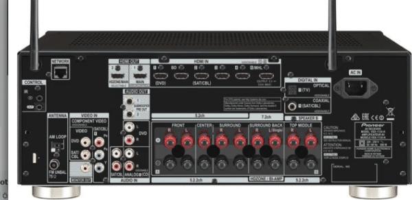 Pioneer VSX-1130 schwarz