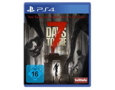 7 Days to Die (Playstation 4)