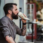 Goat Story Kaffeebecher, 350 ml, hanf Horn kaffeebecher