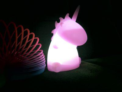 Smoko Nachtlicht Einhorn Uni The Unicorn