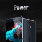 Ulefone Power 5,5 zoll full-hd fingerabdrucksensor, lte dual-sim
