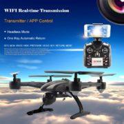 JXD 509W quadcopter wlan app