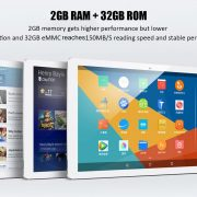 Teclast X16 Plus  10,6 zoll intel atom x5 z8300 quad-core android 5.1