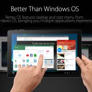 CHUWI VI10 PLUS Tablet PC remix os 2.0 android