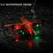 GPTOYS F51C RC Quadcopter wasserdicht