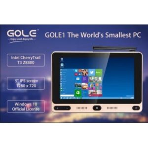 GOLE GOLE 1 mini dual-boot PC 5 zoll display