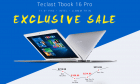 Teclast Tbook 16 Pro Exclusive Sale - GearBest.com