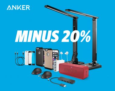 Anker Back to School
