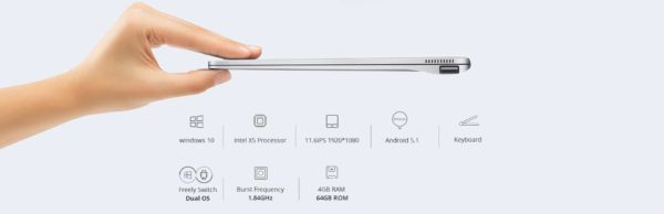 Teclast Tbook 16 Pro Exclusive Sale - GearBest.com